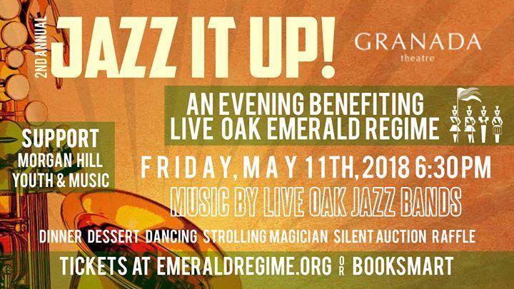 Image result for Live Oak Jazz Morgan Hill