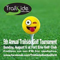 5th Annual Trailside Golf Tournament