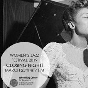 2019 Womens Jazz Festival WEEK 4 Closing Night