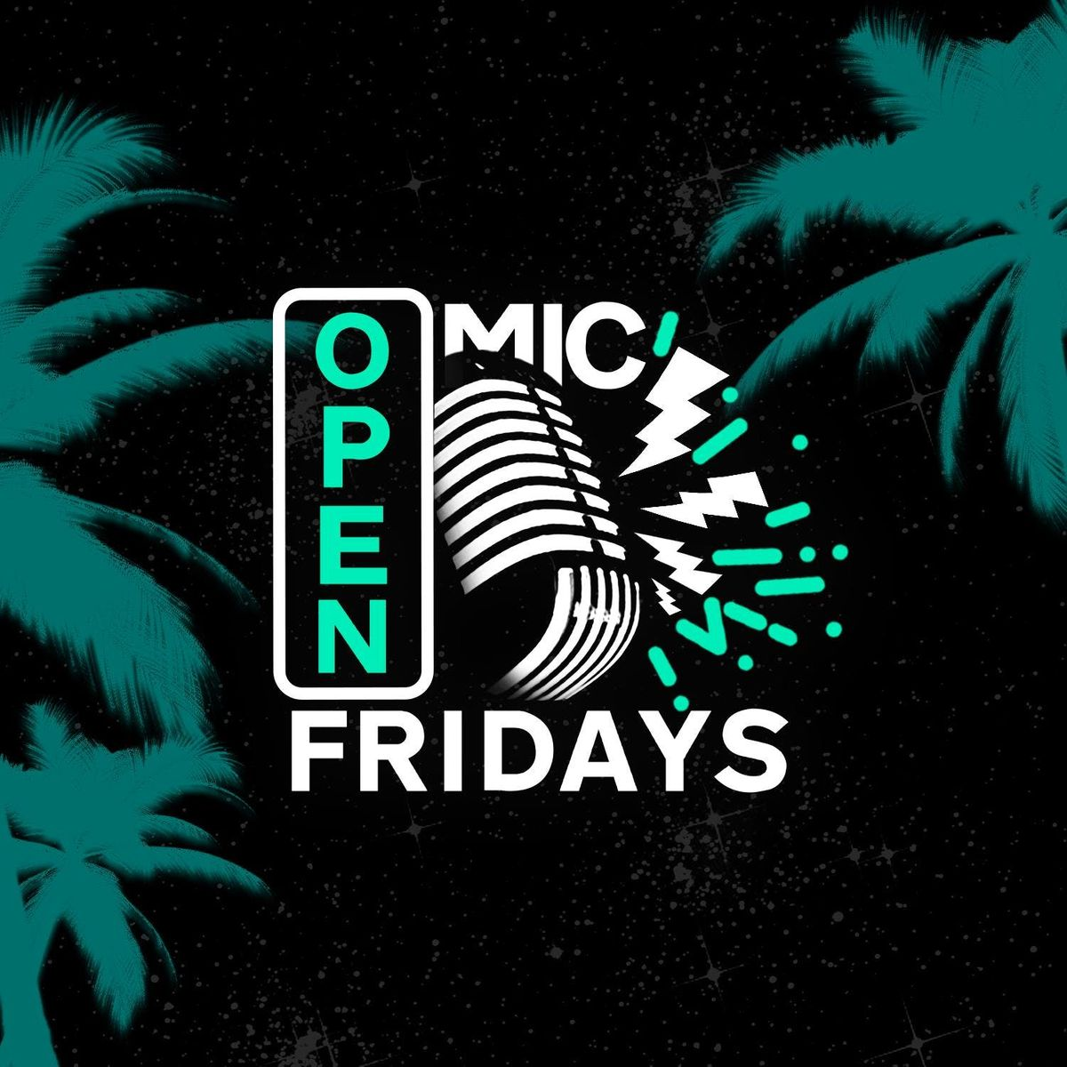 Miami LIVE Open Mic Friday 92818- DJ Smokey