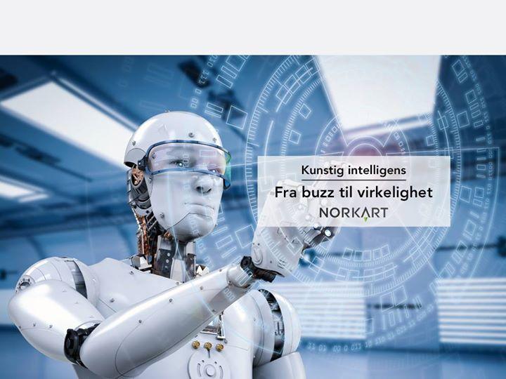 Norkart inviterer til gratis TechFrokost