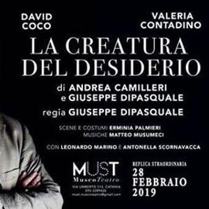 La Creatura del Desiderio di Andrea Camilleri