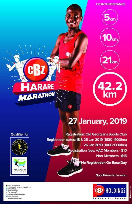 CBZ Marathon