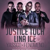 Rendezvous presents JUSTICE TOCH &amp LINA ICE