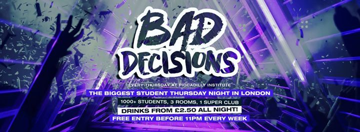 Free Student Party This Thursday in Central London - Post