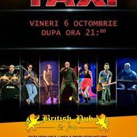 Concert Trupa Taxi-live la British Pub
