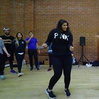 Bhangra Funk Workshops with Shivani Bhagwan and Chaya Kumar