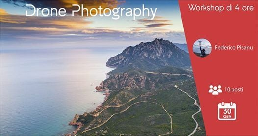 Xircu Workshop Drone Photography - Cagliari