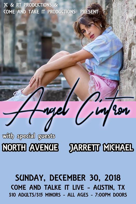 Angel Cintron and More