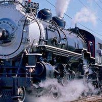 Santas North Pole Steam Train