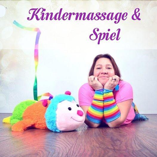 Kindermassage und Spiel