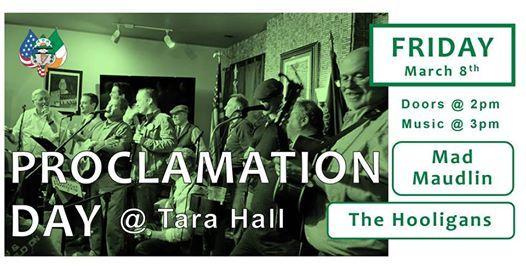 Proclamation Day at Tara Hall