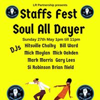 Staffs Fest SOUL ALL DAYER