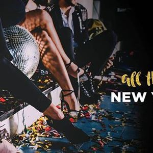 New Years Eve &quotAll That Glitters&quot Party