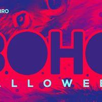 Halloween da BOHO