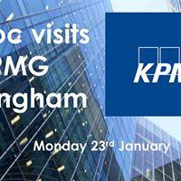 HistSoc visits KPMG Birmingham