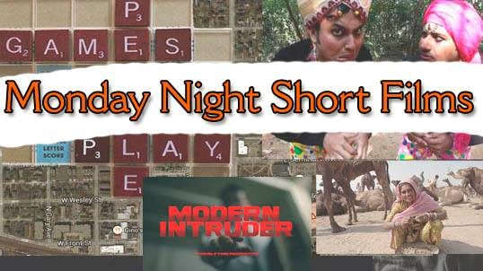 Monday Night Short Films at Moab International Film Festival
