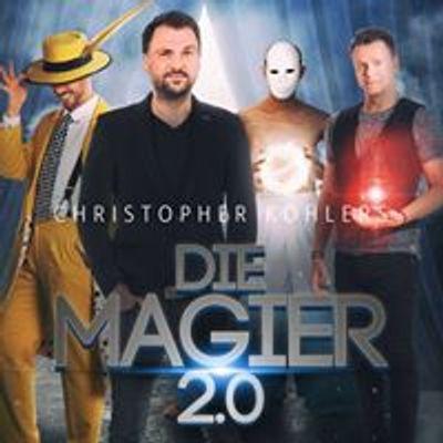 """Christopher Köhlers """"Die Magier"""""""