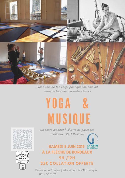 Yoga & Voyage Sonore VALI