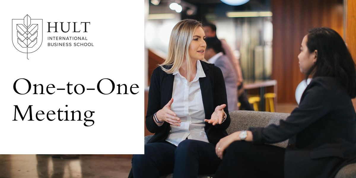 One-to-One Consultations in Budapest - MBA
