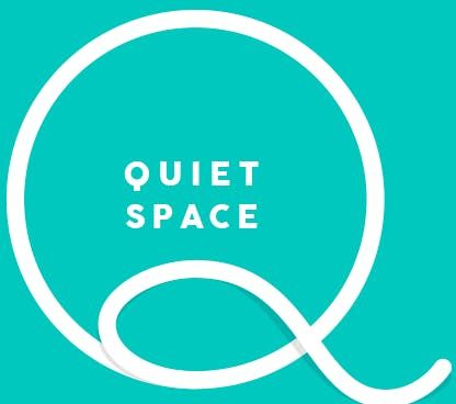 Quiet Space.. Relax Refresh & Recharge