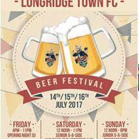 Longridge Town Beer Festival
