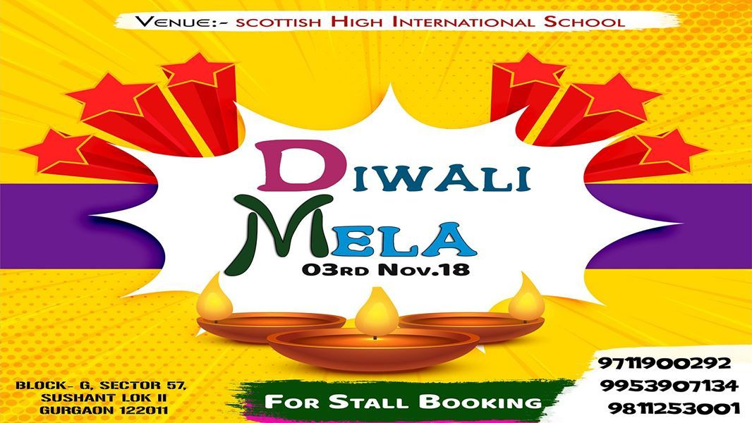 Diwali Mela 2018 (Full On Masti )