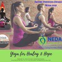 Yoga for Healing &amp Hope