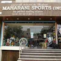 Maharani Sports India Coimbatore 3rd Year Opening Day