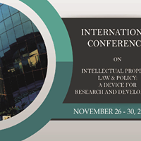 International Conference on Intellectual Property Law &amp Policy
