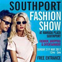 Southport Fashion show 2017