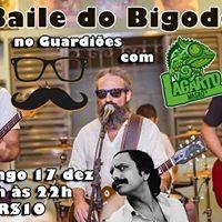 Baile do Bigode com Lagarto Magro no Guardies
