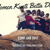 All Women Kunti Betta Day Trek