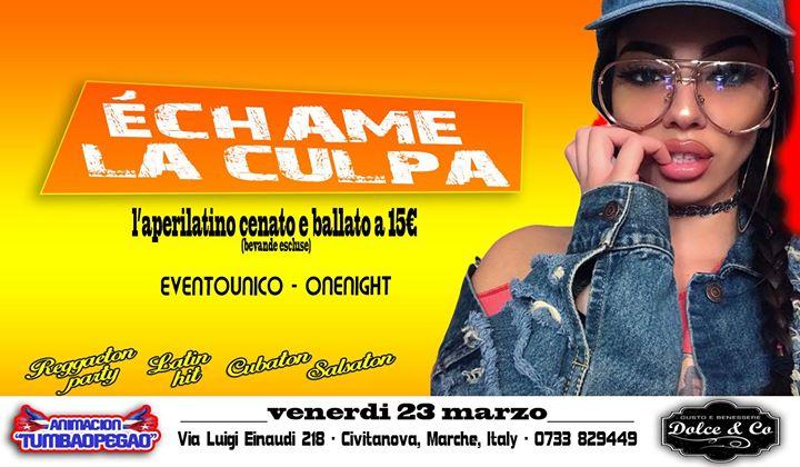Echame La Culpa - Dolce&Co ft TumbaoPegao
