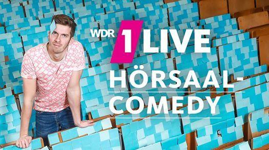 1LIVE Hrsaal-Comedy 2019 - Bochum