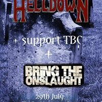 Helldown at The Rockhouse