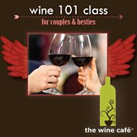 Valentine Wine Class at The Wine Caf