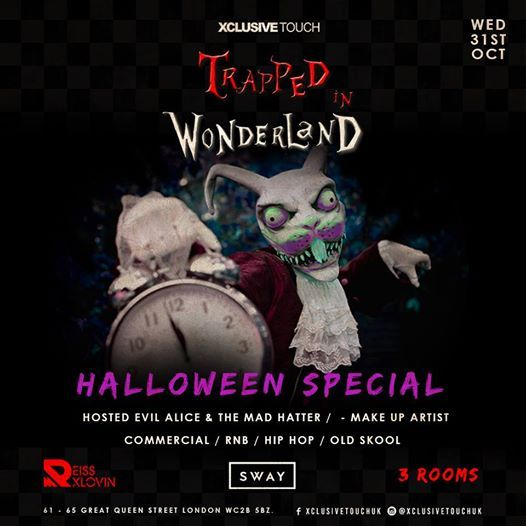 Trapped in Wonderland