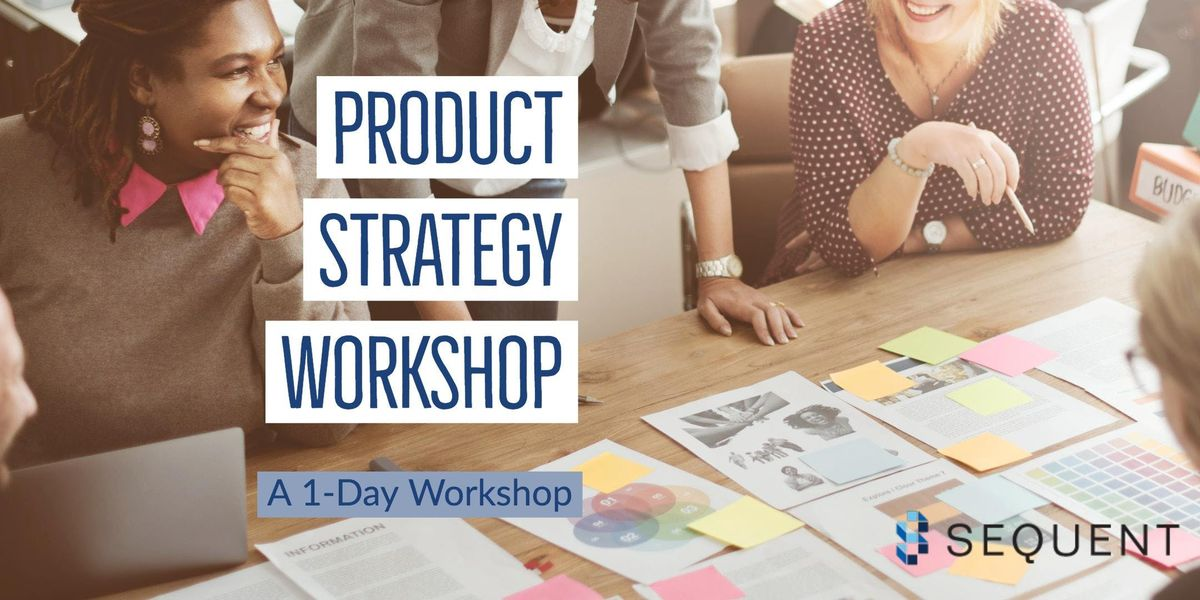 Product Strategy Workshop Chicago