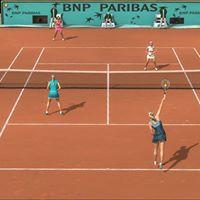 La partita di tennis degli sconosciuti