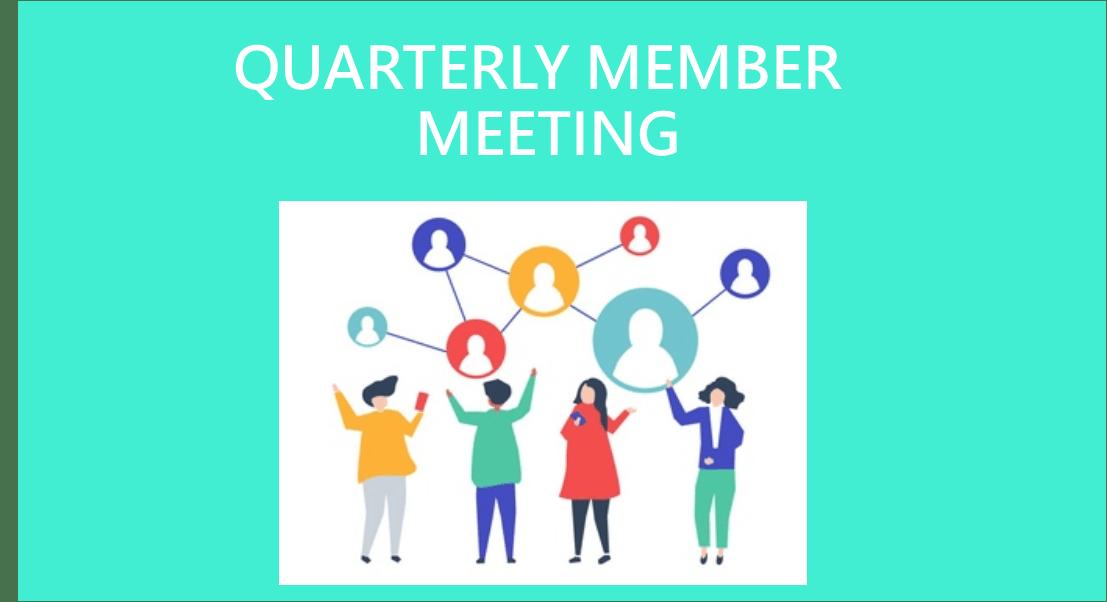 2019 DFW-CHW Associations 1st Quarterly Member Meeting
