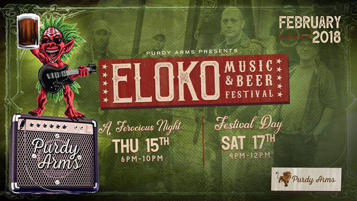 Eloko Music & Beer Festival w Ferocious Dog