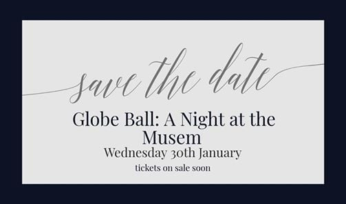 Globe Ball 2019 A Night at the Museum