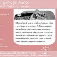 Tantra Yoga Branco 2017
