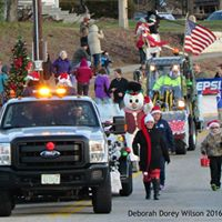 Berwick  Somersworth Holiday Parade - All I want for Christmas