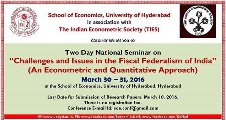 fiscal federalism in india essay Though the later approaches the problem of fiscal federalism from different perspective, it does not challenge but complements the former the paper argues that second generation theory is an ongoing effort to build a theory in response to fiscal challenges facing a number of countries.