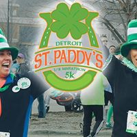 Detroit St. Paddys Half Marathon &amp 5K