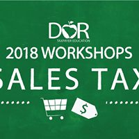 Free Sales Tax Workshop