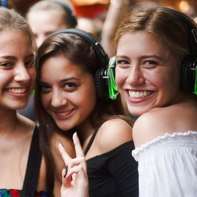 Teens Only Free Silent Disco at Battery Park City