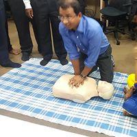St John First Aid Training